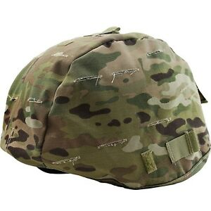 MICHACH Multicam Helmet Cover LXL New