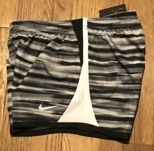 Kids nike dry fit running soccer sport shorts size 6x Large