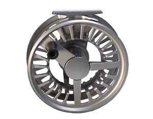 Lamson Waterworks Cobalt Fly Reel - Size #12 - NEW - FREE FLY LINE