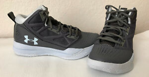 Under Armour Jet Mid Basketball Shoes Women's size 6.5 1269301-040 NWOB