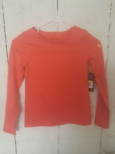 NIKE PRO WARM GIRLS SHIRT SIZE S TRAINING LONG SLEEVE DRI FIT NWT  ATHLETIC