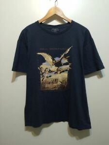 POLO SPORT SPORTSMAN Ralh Lauren DUCK Tee Men's T shirt 1990s size M made in US
