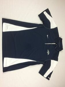 Nike Nevada Wolf Pack - Navy Dri-Fit Polo Shirt (M) - Used