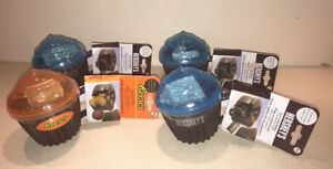 Lava Cake Maker Hershey's And Reese's Microwavable. Lot of 4. NEW. Free Shipping