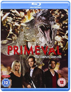 Andrew Lee Potts Hannah Sp...-Primeval: The Complete Series 5  Blu-ray NEW