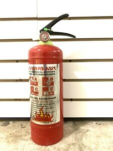 Fire Extinguisher 2Kg Rechargeble Emergency Home, Car, Auto garage, Safety