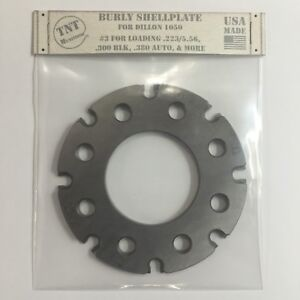 TNT Munitions #3 Burly Shellplate for Dillon 1050