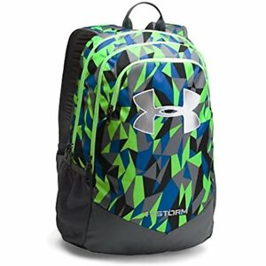 Under Armour Casual Daypacks UA Storm Scrimmage Backpack OSFA LIME TWIST
