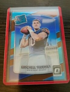 2017 Donruss Optic Bronze #178 Mitchell Trubisky RR RC ROOKIE