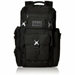 Mens Under Armour Backpack Luggage Travel Bag Water Resistant laptop Bag Black