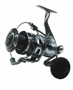 Tsunami Shield Saltwater Spin Fishing Reels