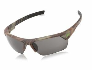 Under Armour Igniter 2.0 Sunglasses Satin Realtree & Black Rubber Gray Lens