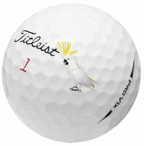 1000 Used Titleist Pro V1x  2017 (5A) AAAAA -  Fast Shipping