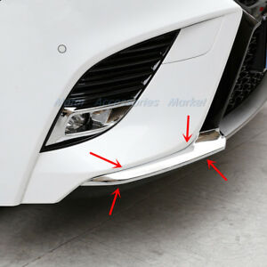 New Sport Style Chrome Front Bumper Trim for TOYOTA Camry 2018