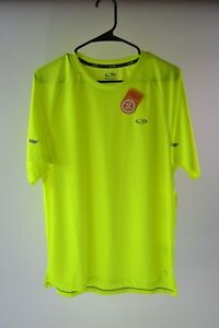 Champion Duo Dry+ Short Sleeve Men's Fitness Shirt Size L Large NWT