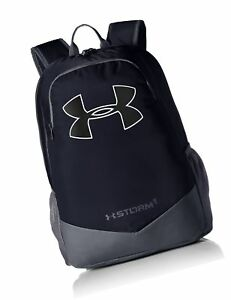 Under Armour boys UA Scrimmage Backpack (Youth) Midnight Navy (410)Graphite