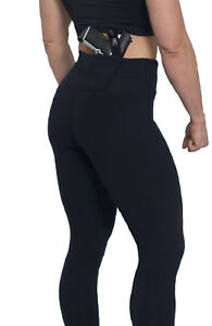 AC UNDERCOVER Yoga Pant Legging Holster CCW Concealed Carry Clothing. Ref 613