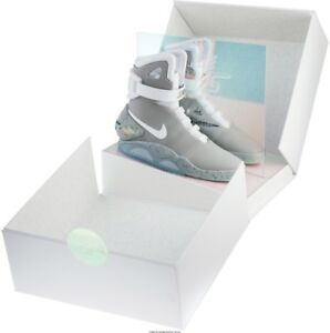 Nike Air Mag 2016 Back to The Future Auto Lace Michael J Foxx
