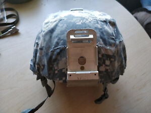 ACH Helmet - NEW with cover and Nape Pad
