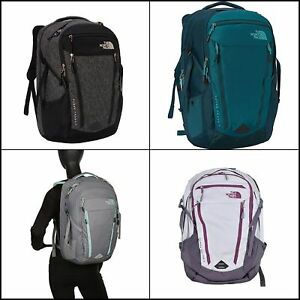 The North Face Womens Surge Transit Laptop Backpack Bag