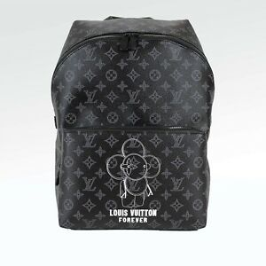 3cc1e44ff40 100% Authentic New Louis Vuitton Vivienne Apollo Eclipse Monogram Backpack
