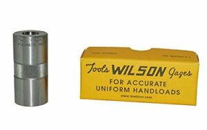 L.E. Wilson CG-3006 Case Gage Polished Steel Other Hunting Reloading Equip Goods