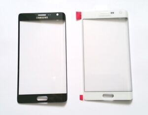 New OEM Front Outer Glass for Samsung Galaxy Note Edge N915 White