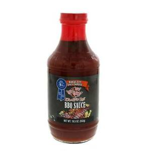 New Three Little Pigs Spicy Chipotle BBQ Sauce 19.5oz