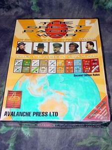 Avalanche Press - The Great Pacific War 1941-1945 the Japanese Empire  (Sealed)
