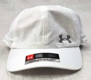 Under Armour Womens Hat Cap White Adjustable New with Tags NWT
