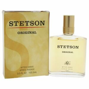 Stetson Original by Coty 3.5 oz After Shave for Men New $10.51