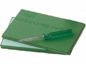 RCBS Case Lube Pad with Sealed Storage Case - 09307