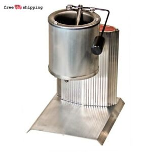 Electric Melting Pot Lead 10 Pound Metal Smelting Furnace Casting Molds Melter