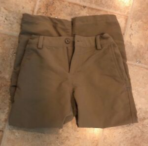 Under Armour - Nylon Golf Pants - Size Youth Small- they have been hemmed