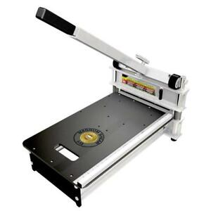 Bullet Tools 13-inch MAGNUM Laminate Flooring Cutter for pergo wood and more