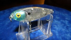VINTAGE EXCALIBUR SPIT'N IMAGE TOPWATER LURE OLD FISHING LURES CRANKBAIT BASS