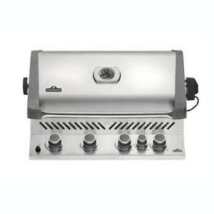 Napoleon 31'' Prestige 500 Built In Stainless Steel Gas Grill Head (For Parts)