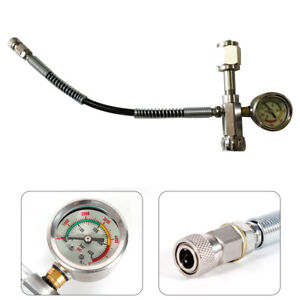 4500PSI PCP SCBA Fill Station Refill Charging Adapte Fill Station