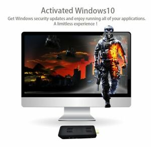Meegopad T07 Pro Windows10 Smart TV Mini PC Stick Z8500 4G DDR3L 32GB Wifi BT4.0