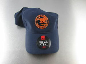 Under Armour Golf Hat Grand Traverse Resort and Spa Navy Orange OSFA