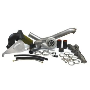 Industrial Injection S467.7 .90 A/R 2nd Gen Swap Kit For 07.5-09 6.7L Cummins