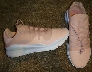 NEW 12.5 UNDER ARMOUR CURRY 4 LOW WARRIORS PARADE PE SC30 SAMPLE RARE PINK ROSE