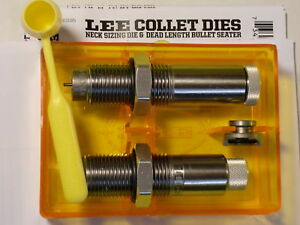 Lee Precision Collet Rifle Die Set 22 HORNET (90705)
