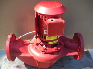 Armstrong vertical in-line circulating pump 4380 4x4x6 234 GPM 2HP 3 available