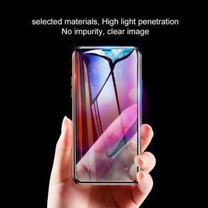 Anti Blue Ray Light 5D Tempered Glass Screen Protector for iPhone XS Max XR X