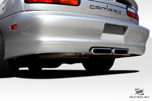 Duraflex LE Designs Rear Bumper 1 Piece for Camaro Chevrolet 93-02 ed_10613