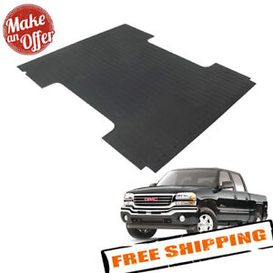 Dee Zee DZ86887 Custom Fit Truck Bed Mat for 99 06 GMC Sierra Chevy Silverado