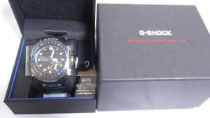 Casio 2016 G-SHOCK MASTER OF G GULFMASTER GWN-Q1000-1AJF Men's Watch New in Box