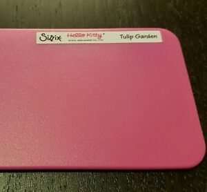 Sizzix Hello Kitty Tulip Garden Border Sizzlits
