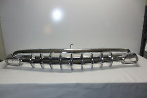 1954 54 Chevy Chevrolet Car Grille Original Triple Plated 9 TEETH SHOW CONDITION